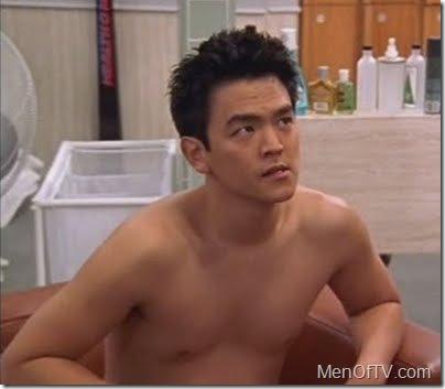 shirtless john cho