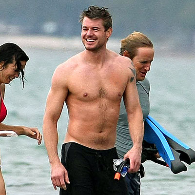 Eric Dane Shirtless