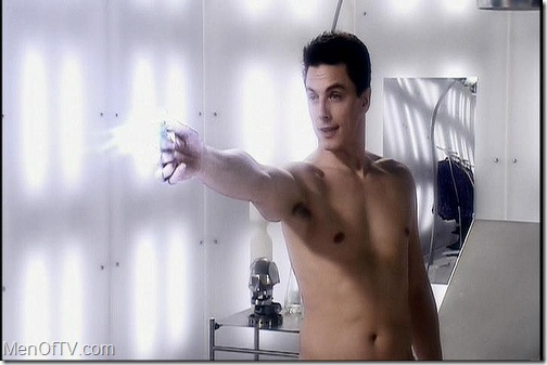 Captain jack harkness nude