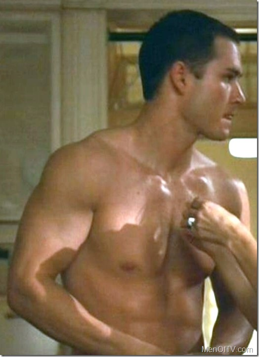 Magnificent Paul gosselaar naked more