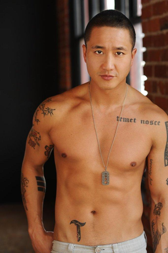 Terry Chen shirtless 02Chen Shirtless