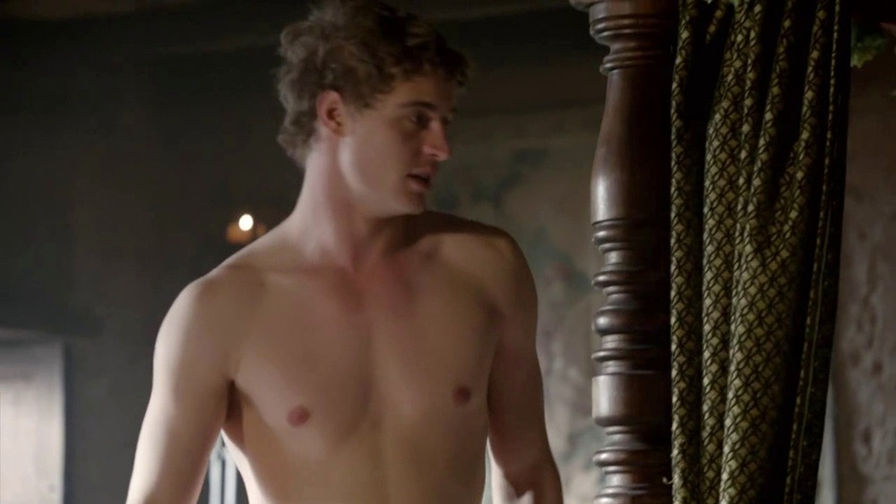 New Show: The White Queen - MenofTV.com - Shirtless Male