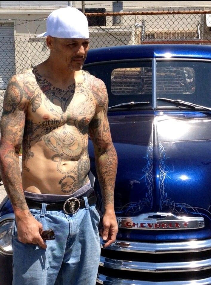 David Labrava Shirtless